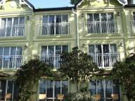 Пример эстетической ценности французских балконов