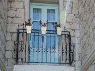 Классический вариант французского балкончика