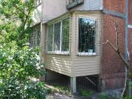 Балкон своими руками на 1 этаже