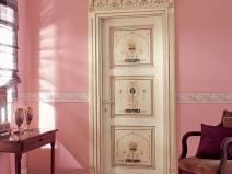 выбор дизайна межкомнатных дверей