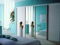купейные двери в спальне