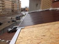 Материалы для крыши на балконе