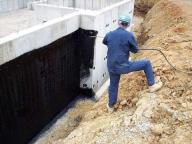 нанесение проникающей гидроизоляции