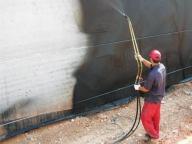 резиновая гидроизоляция стен