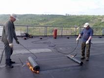 рулонная гидроизоляция технониколь