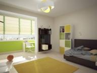 Комната, совмещенная с балконом станет больше и светлее